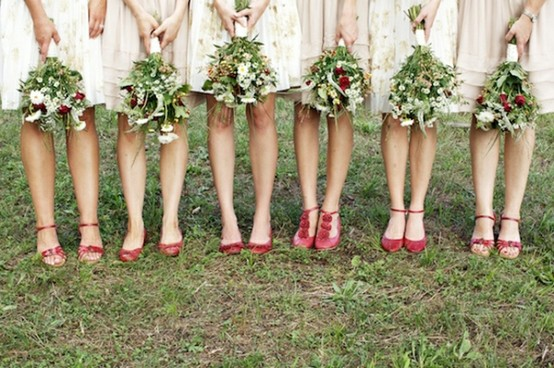 The secrets of successful mismatched bridesmaids gifts