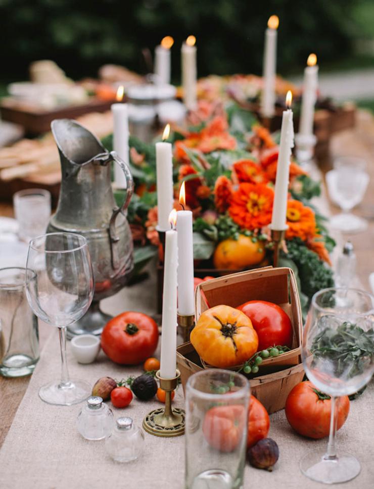 Pour un mariage d automne d co mariage queen for a day for S habiller pour un mariage d automne