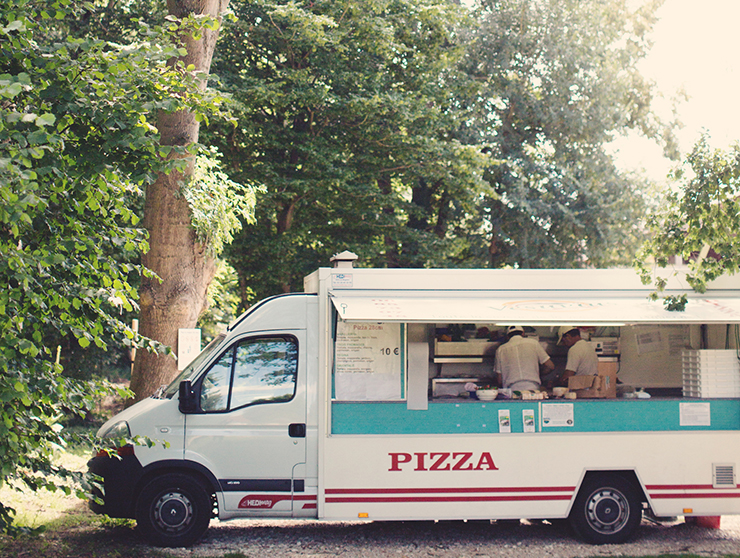 pizza - Location Camion Pizza Mariage