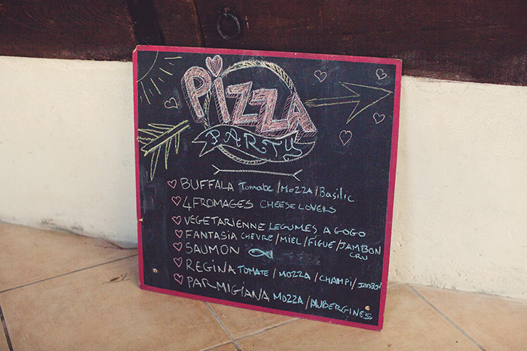 pizzas - Location Camion Pizza Mariage