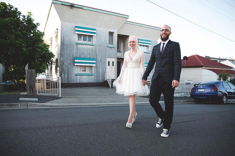 Célèbre Le marié en baskets | Look Mariage | Queen For A Day - Blog mariage NB85