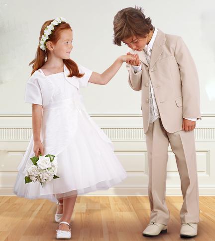 Tati robe mariage bebe
