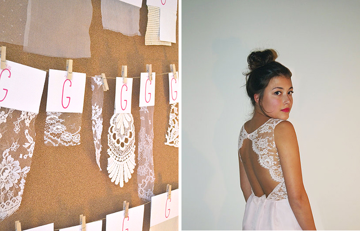 254604e23a4 Concours  3   Une jolie robe courte pour se marier