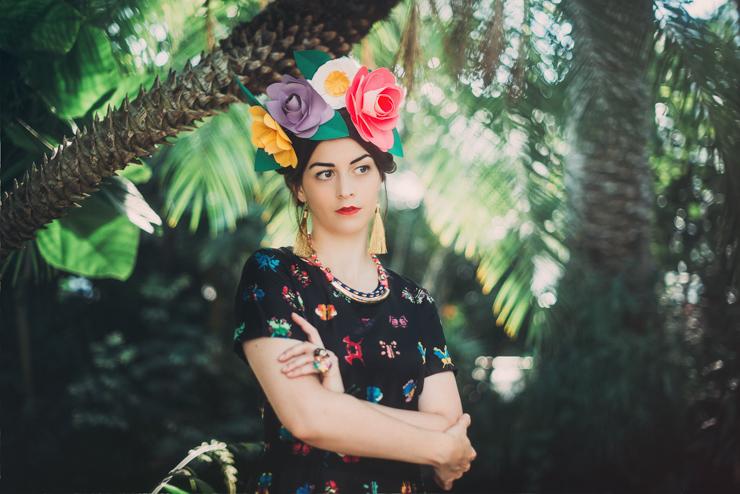 Shooting Frida Kahlo -6 -740