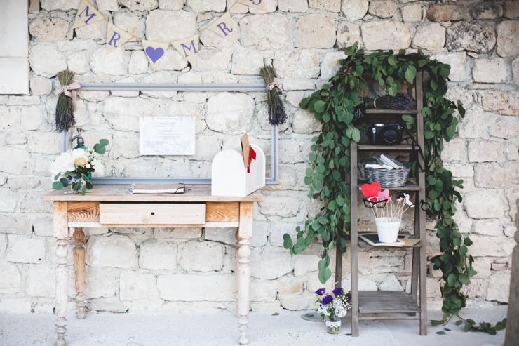 Photographe mariage domaine de sarson grignan drome france prove