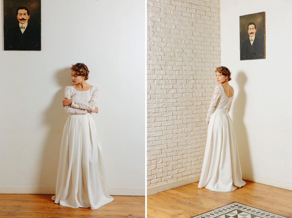 robe henri maison floret