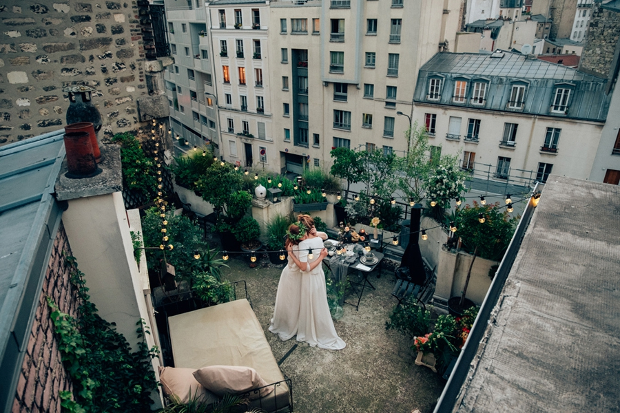 Pierre atelier / storyteller photographer wedding mariage in Paris / elopement & engagement.