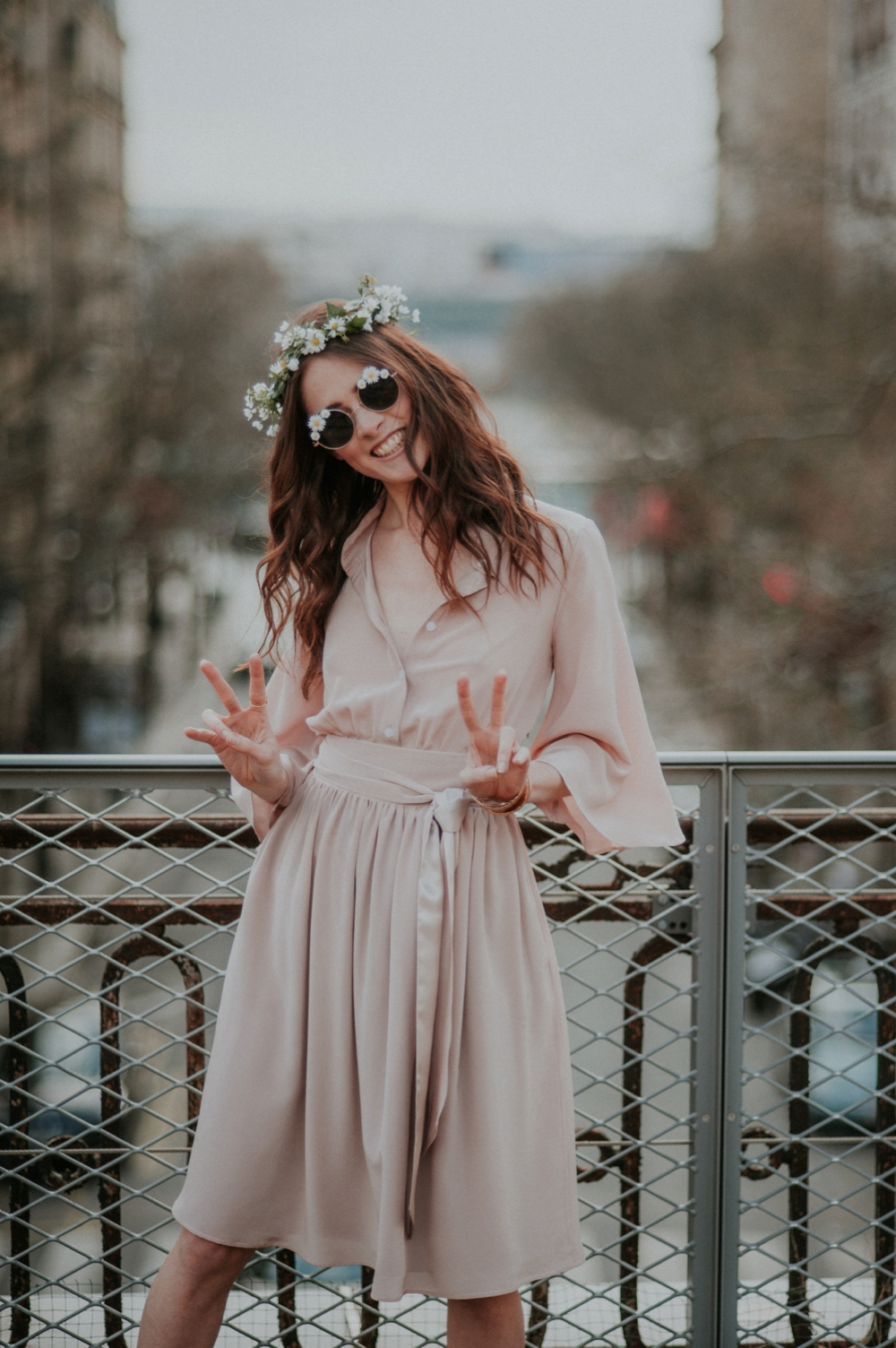 Dress code invitée mariage bohème   Inspiration
