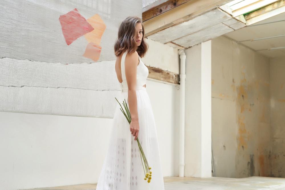 Concours anniversaire  3 Une robe de mariée Camille Marguet à gagner ... 557f318ba709